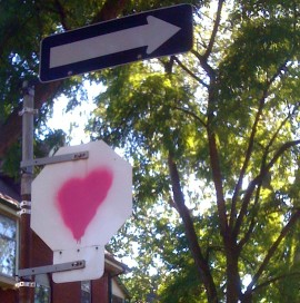 this way, love